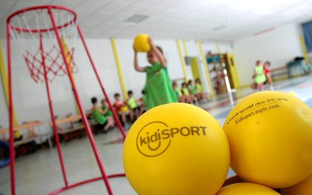 Kidisport, l'éveil sportif des 3-6 ans