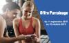 Parrainage fitness - musculation rentrée 2015