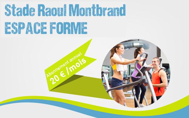 Offre fitness ASPTT Paris Pantin