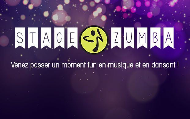 Stage Zumba - Paris 19e - 22 janvier 2017