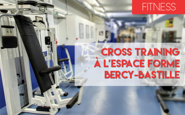Cross Training à Bercy - ASPTT Paris IDF