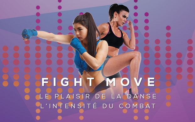 Fight Move - Paris 19e