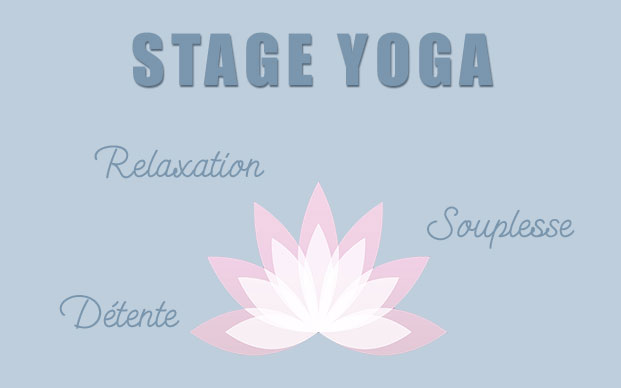 Stage Yoga, Paris 19e